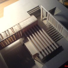 macheta casa artist