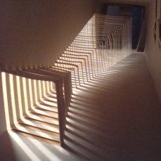macheta studiu lumina