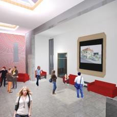 10Reabilitare, modernizare si extindere I.C.S.E.A – UVT - Razvan P. Botofan - Birou de arhitectura