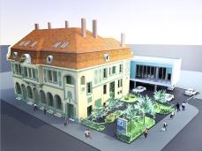 3Reabilitare, modernizare si extindere I.C.S.E.A – UVT - Razvan P. Botofan - Birou de arhitectura