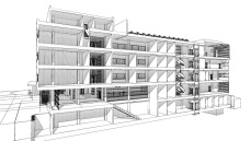 """Liceul Teoretic """"Nikolaus Lenau"""" - Razvan P. Botofan - Birou de arhitectura"""