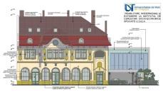 Reabilitare, modernizare si extindere I.C.S.E.A – UVT - Razvan P. Botofan - Birou de arhitectura