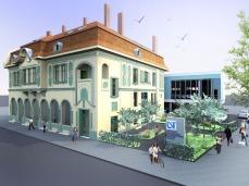 4Reabilitare, modernizare si extindere I.C.S.E.A – UVT - Razvan P. Botofan - Birou de arhitectura