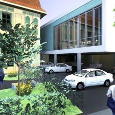 5Reabilitare, modernizare si extindere I.C.S.E.A – UVT - Razvan P. Botofan - Birou de arhitectura