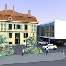 6Reabilitare, modernizare si extindere I.C.S.E.A – UVT - Razvan P. Botofan - Birou de arhitectura