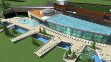 hotel balnear 5stele Slanic Moldova - Razvan Botofan