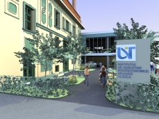7Reabilitare, modernizare si extindere I.C.S.E.A – UVT - Razvan P. Botofan - Birou de arhitectura