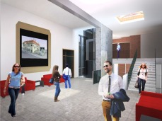 9Reabilitare, modernizare si extindere I.C.S.E.A – UVT - Razvan P. Botofan - Birou de arhitectura