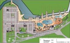 hotel balnear 5stele Slanic Moldova - Razvan Botofan - planuri