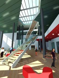 proiect diploma arhitectura - Razvan Botofan -interior2