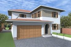 Casa in stil mediteranean Timisoara - Razvan P. Botofan - Birou de arhitectura