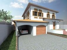 Casa in stil mediteranean - Razvan P. Botofan - Birou de arhitectura