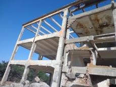 demolari - Refunctionalizare depozit tuica-vin in cladire de birouri - Razvan P. Botofan - Birou de arhitectura