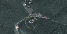 """localizare - Cabana Centrul Turistic """" Valea lui Liman"""" - Razvan P. Botofan - Birou de arhitectura"""
