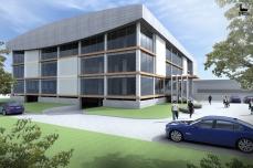 2Refunctionalizare depozit tuica-vin in cladire de birouri - Razvan P. Botofan - Birou de arhitectura