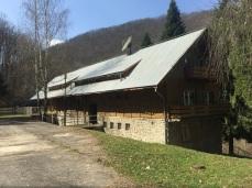 """existent - Cabana Centrul Turistic """" Valea lui Liman"""" - Razvan P. Botofan - Birou de arhitectura"""