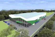 4proiect hala industriala - Razvan P. Botofan - Birou de arhitectura