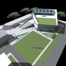 Smart City Research Center - UVT - Razvan P. Botofan - Birou de arhitectura