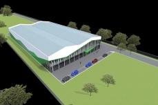 7proiect hala industriala - Razvan P. Botofan - Birou de arhitectura