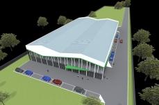 8proiect hala industriala - Razvan P. Botofan - Birou de arhitectura