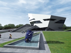 Smart City Research Center - UVT - Razvan P. Botofan - Birou de arhitectura