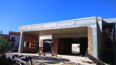 casa moderna terasa executie - Razvan P. Botofan - Birou de arhitectura