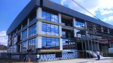 exterior - Refunctionalizare depozit tuica-vin in cladire de birouri - Razvan P. Botofan - Birou de arhitectura