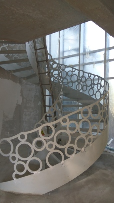 scara moderna - Razvan P. Botofan - Birou de arhitectura