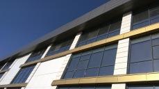 exterior finalizat - Refunctionalizare depozit tuica-vin in cladire de birouri - Razvan P. Botofan - Birou de arhitectura