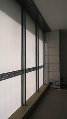 interioare in executie - Refunctionalizare depozit tuica-vin in cladire de birouri - Razvan P. Botofan - Birou de arhitectura