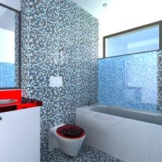 11amenajare baie- Razvan P. Botofan - Birou de arhitectura