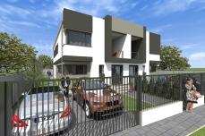 16duplex modern - Razvan P. Botofan - Birou de arhitectura