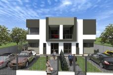 17duplex modern - Razvan P. Botofan - Birou de arhitectura