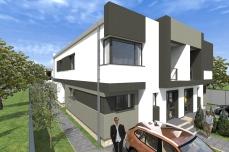 18duplex modern - Razvan P. Botofan - Birou de arhitectura