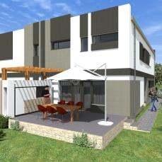 20duplex modern - Razvan P. Botofan - Birou de arhitectura