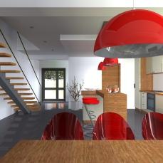 2casa moderna Timisoara - Razvan P. Botofan - Birou de arhitectura