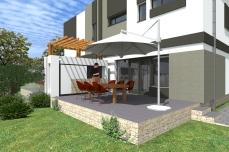 21 terasa duplex modern - Razvan P. Botofan - Birou de arhitectura
