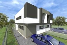 duplex modern - Razvan P. Botofan - Birou de arhitectura