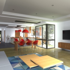 7casa moderna Timisoara - Razvan P. Botofan - Birou de arhitectura
