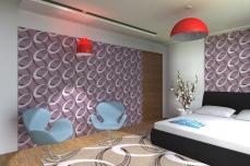 8 dormitor - Razvan P. Botofan - Birou de arhitectura