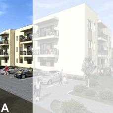 cA proiect locuinte colective - apartamente moderne - arhitect Razvan Botofan - Birou de arhitectura Timisoara